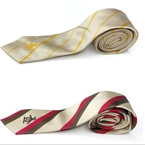 Original Penguin by Munsing wear Mens Tie Bundle